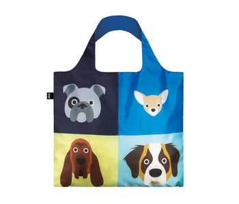 LOQI Bag Stephen Cheetham Dogs