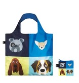 LOQI Bag Stephen Cheetham Dogs