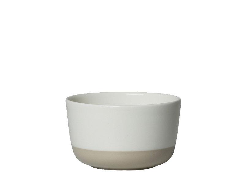 Marimekko IGC Oiva Puolikas Bowl White/Sand 2,5 dl