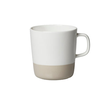 Marimekko IGC Oiva Puolikas Mug White/Sand 4 dl