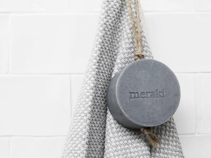 Meraki Hand Soap Sesame Scrub