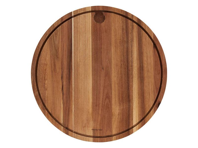 Nicolas Vahé Meat Board Acacia Wood