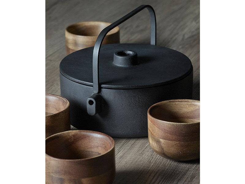 Serax Giel Tea Cup Wood 15 cl