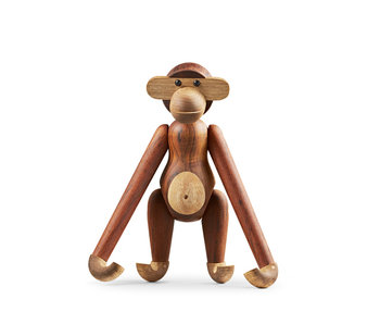 Kay Bojesen Monkey Small Teak and Limba