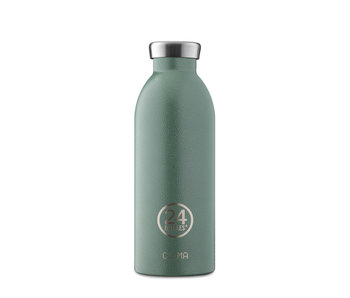 24 Bottles Clima Bottle 500 ml Moss Green