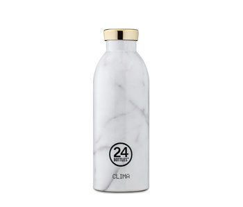 24 Bottles Clima Bottle 500 ml Carrara