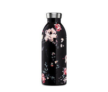 24 Bottles Clima Bottle 500 ml Ebony Rose