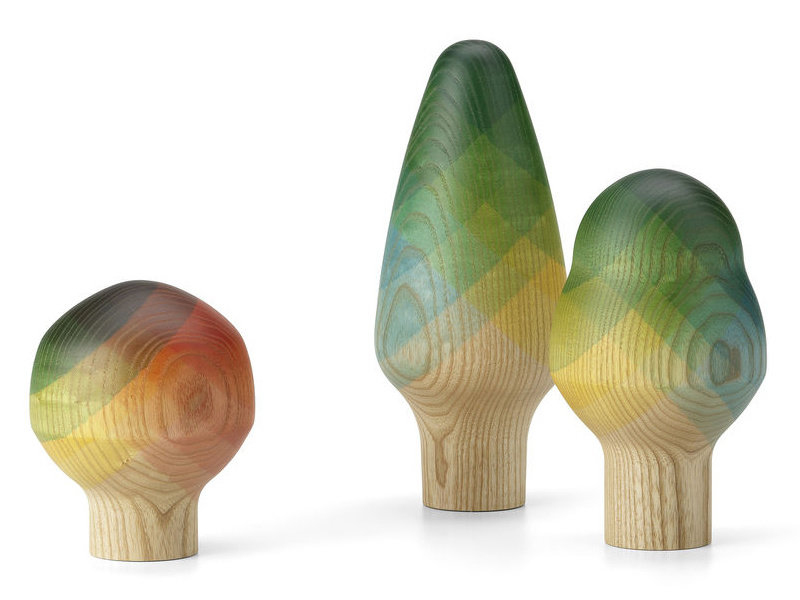 Vitra Herringbone Trees 3 pcs.