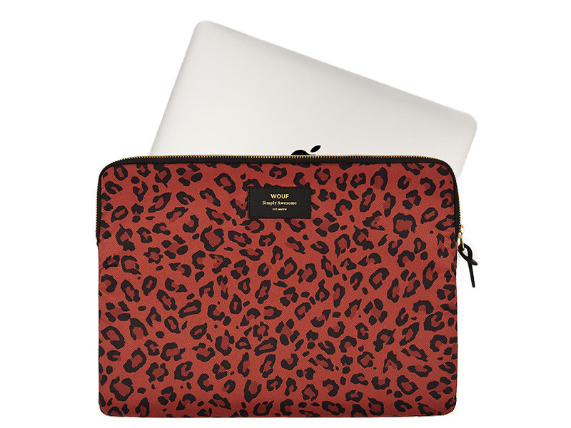 "Wouf Savannah Laptop Sleeve 13"""