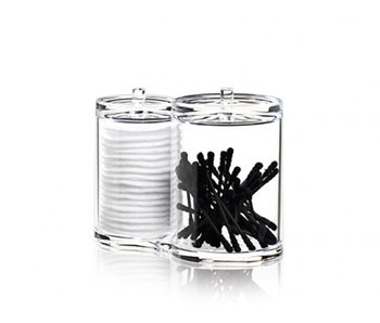 Nomess Clear Twin Organiser