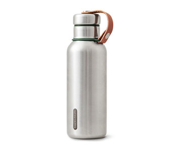 Black+Blum Insulated Water Bottle Olive 750 ml