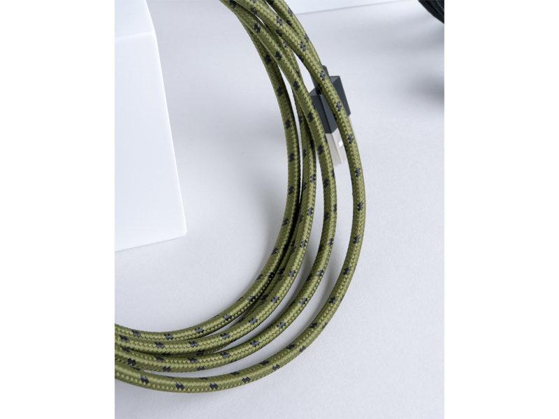 Usbepower Fab XXL Cable 2,5m Lightning Commando