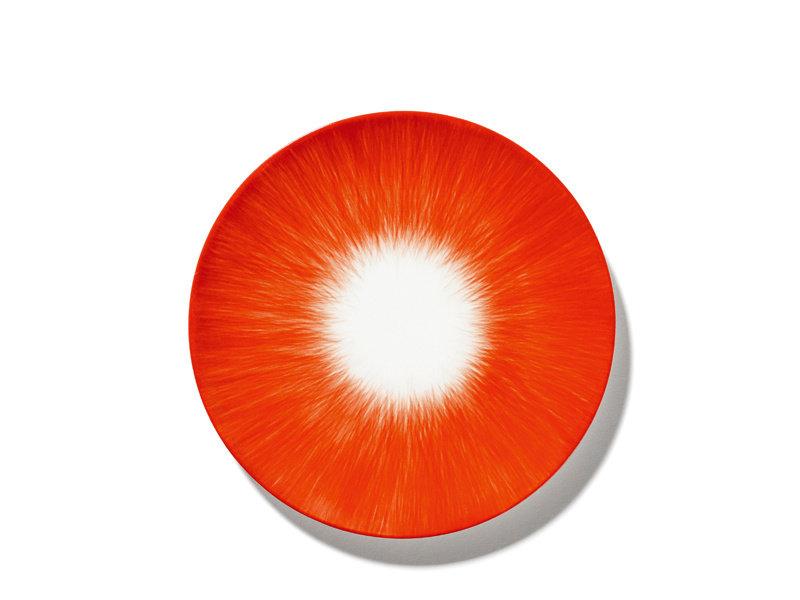 Serax Dé Bord Off-White/Red VAR5 14 cm