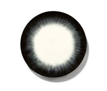 Serax Dé Bord Off-White/Black VAR5 24 cm