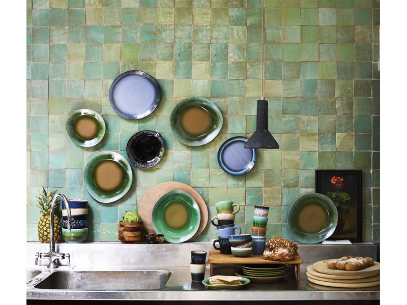 HK Living Mango Plate XL