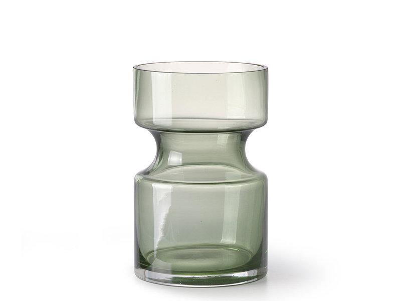 HK Living Glass Vase Green M