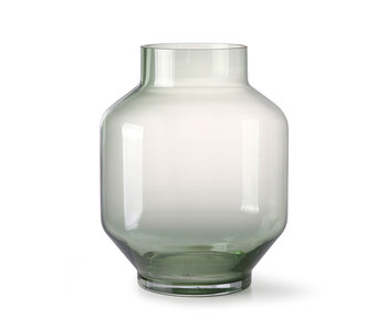 HK Living Glass Vase Green L