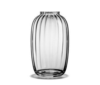 Holmegaard Primula Vase Clear 25 cm