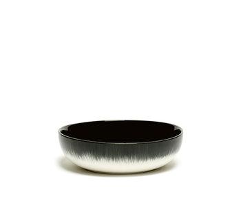 Serax Dé Bord Hoog Off-White/Black VAR B 13 cm