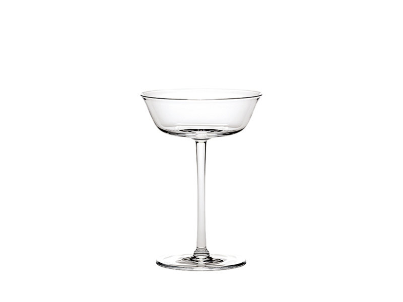 Serax Grace Champagne Coupe 15 cl Transparant