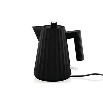 Alessi Plissé Electric Kettle 1 l Black