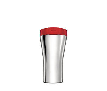 Alessi Caffa Travel Mug Red