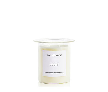 The Luxuriate Culte Candle Refill