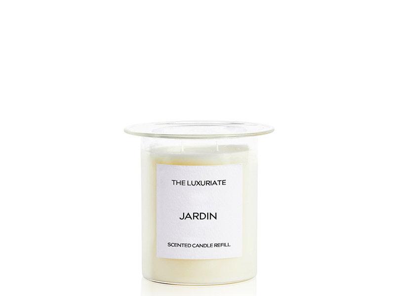 The Luxuriate Jardin Candle Refill