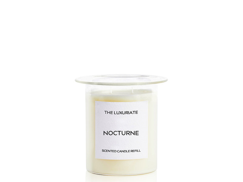 The Luxuriate Nocturne Candle Refill