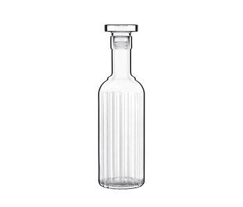 Luigi Bormioli Bach Bottle w. Glass Stopper