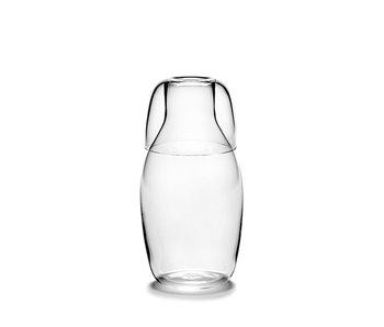 Serax Passe-Partout Karafe 75 cl + Glass 20 cl