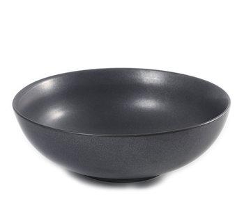 Serax Pure Kom XL Zwart 28 cm