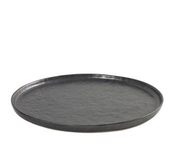 Serax Pure Bord Zwart 27 cm
