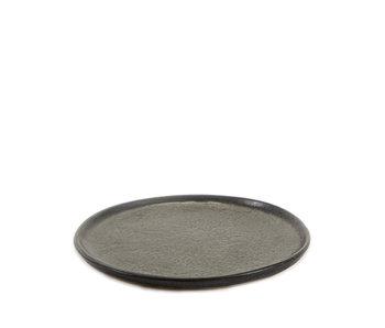 Serax Pure Bordje Zwart 16 cm