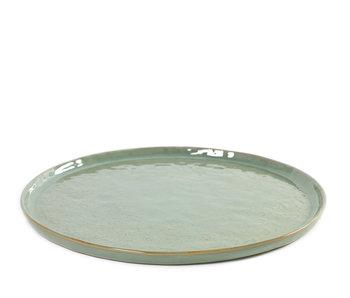 Serax Pure Bord Lichtgroen 27 cm