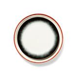 Serax Dé Bord Off-White/Red VAR2 24 cm