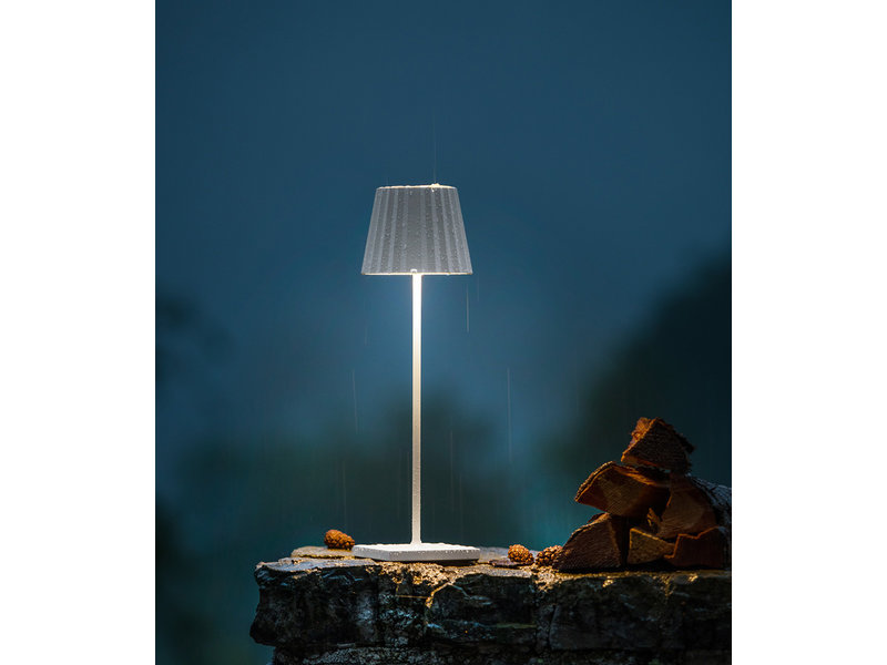 Sompex Troll 2.0 Tafellamp LED Wit