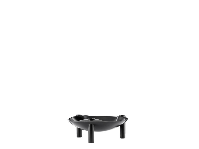 Stoff Nagel Bowl Black