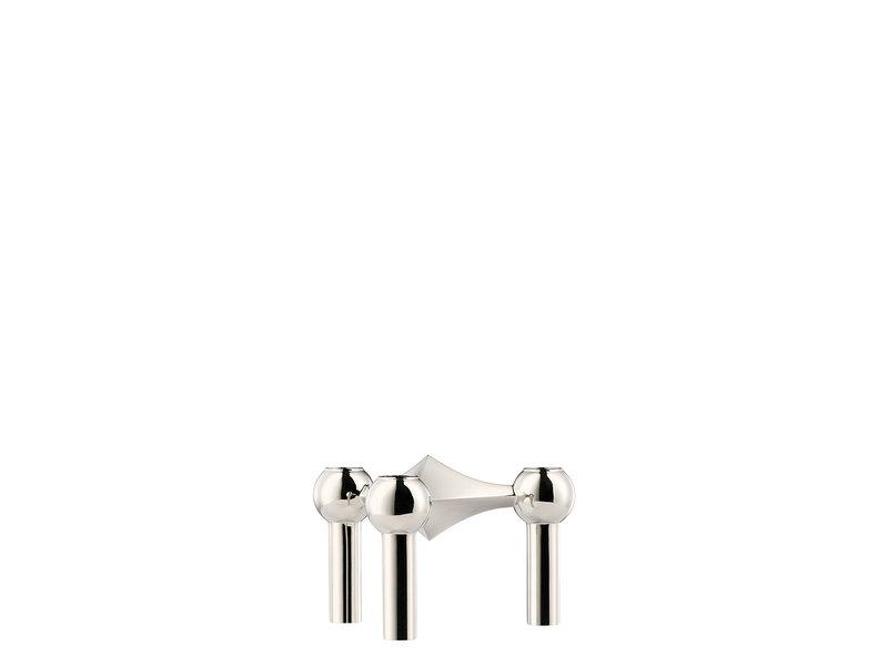 Stoff Nagel Candle Holder Chrome