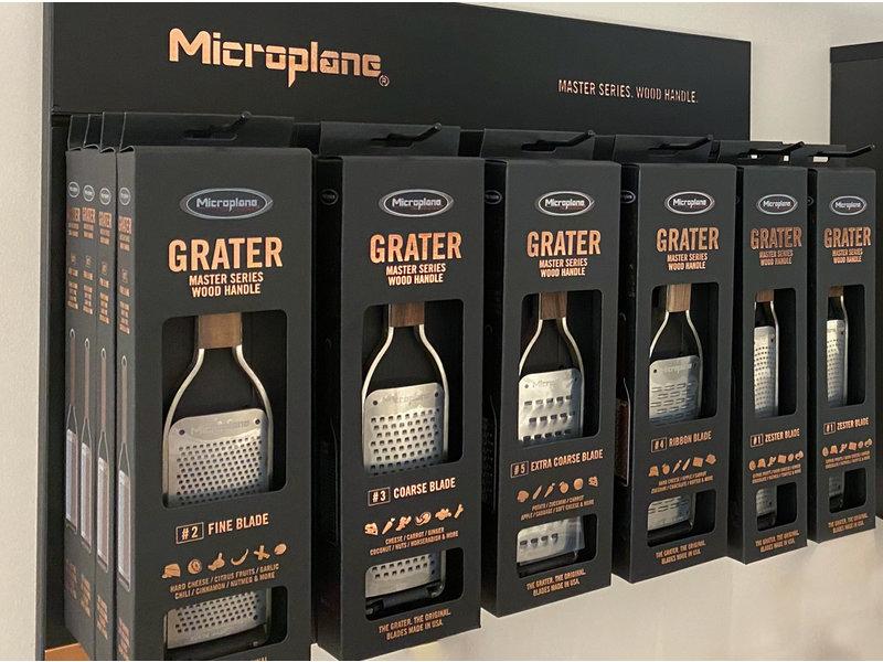 Microplane Master Series Rasp Extra Grof