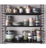 HK Living Ceramic 70's Mug Frost