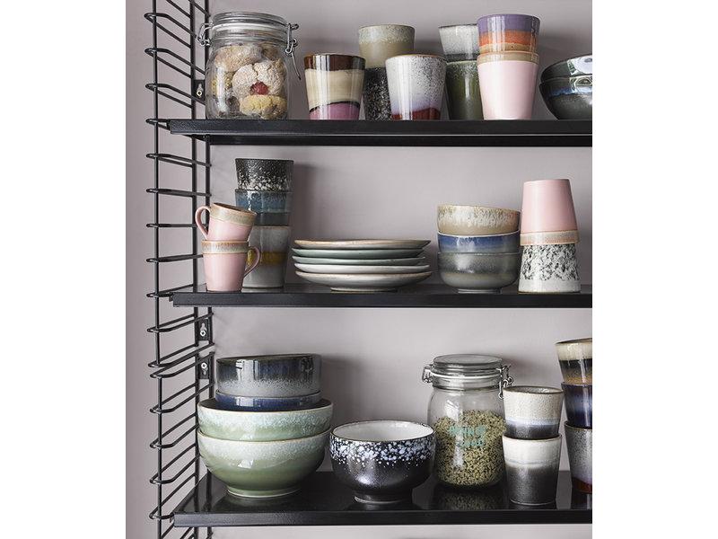 HK Living Ceramic 70's Salad Bowl Grass M