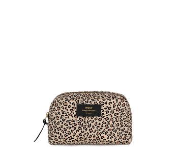 Wouf Pink Savannah Large Beauty Bag