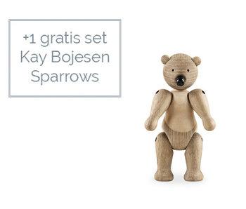 Kay Bojesen Bear Small