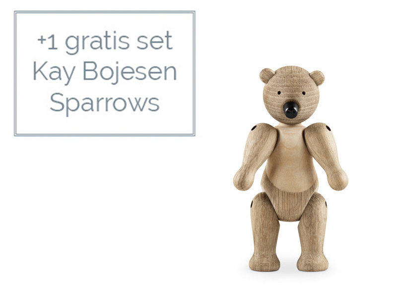 Kay Bojesen Bear Small