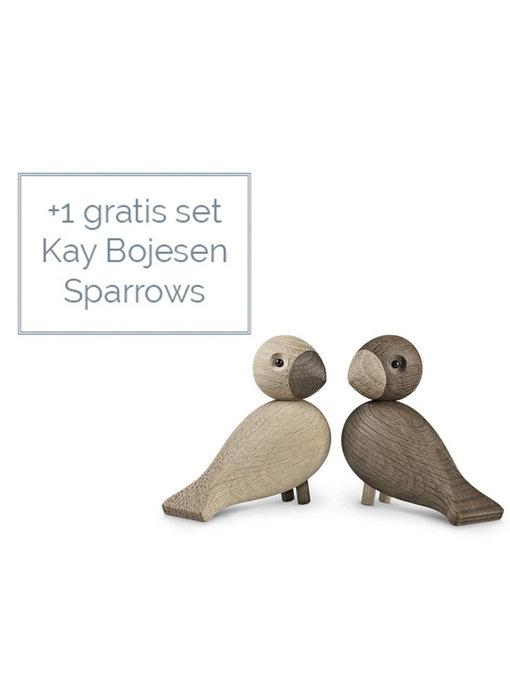 Kay Bojesen Lovebirds 2 pcs.