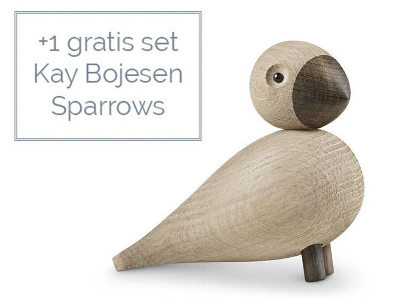 Kay Bojesen The Alfred Songbird