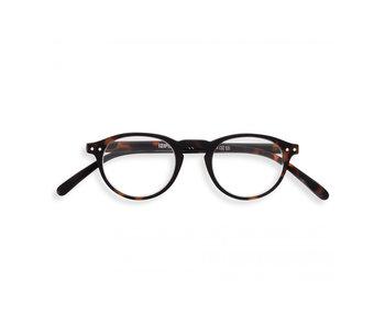 Izipizi Reading Glasses - Leesbril #A Tortoise