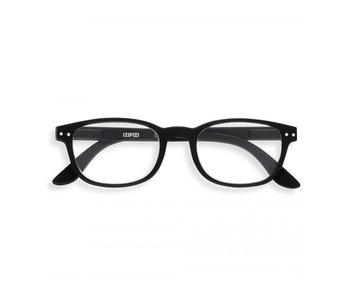 Izipizi Reading Glasses - Leesbril #B Black