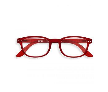 Izipizi Reading Glasses - Leesbril #B Red
